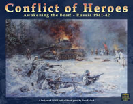 Conflict of Heroes: Awakening the Bear! - Russia 1941-1942 - obrázek