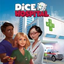Dice Hospital - homemade