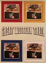Great Western Trail: The Eleventh Building Tile