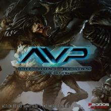 Alien vs Predator: The Hunt Begins (Second Edition) - obrázek