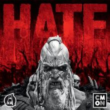 Hate + Mother Prophecy + 3D Plastic Plateaus