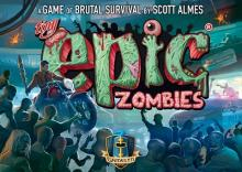 Tiny Epic Zombies (Kickstarter, Deluxe edition)