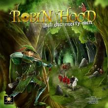 Robin Hood and the Merry Men - obrázek