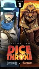 Dice throne Season 2 - ENG - Gunslinger vs Samurai