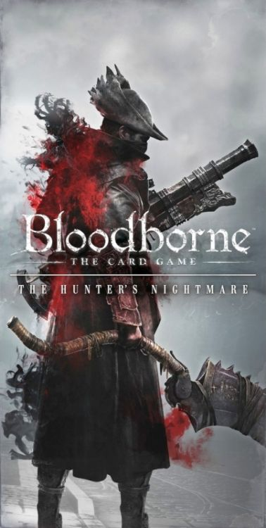 Bloodborne: The Card Game – The Hunter's Nightmare - obrázek