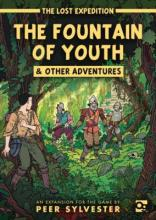 Lost Expedition, The: The Fountain of Youth & Other Adventures - obrázek