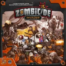 ZOMBICIDE: INVADER (KS Civilian pledge) + kostky