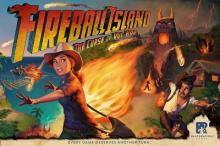 Fireball Island: The Curse of Vul-Kar (KS komplet)