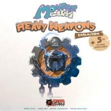 Monster Lands: Heavy weapons - obrázek