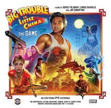 Big Trouble in Little China: The Game - obrázek
