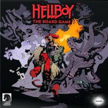 Hellboy: The Board Game (Kickstarter verze)