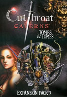 Cutthroat Caverns: Tombs and Tomes - obrázek