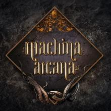 Machina Arcana 2nd edition KS deluxe + obaly