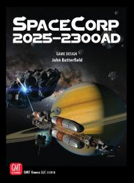 SpaceCorp: 2025-2300AD