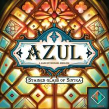 Azul: Stained Glass of Sintra - obrázek