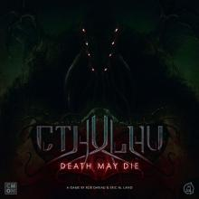 Cthulhu:Death May Die +Stretch Goals (Kickstarter)