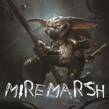 Miremarsh (KS Goblin Chief + extra addony)