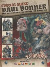 Zombicide: Black Plague, Paul Bonner box