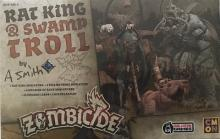 Zombicide Green Horde Rat King and Swamp Troll