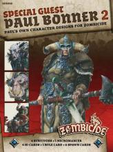 Zombicide Green Horde Paul Bonner 2 guest box