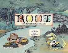 Root: The Riverfolk Expansion - obrázek