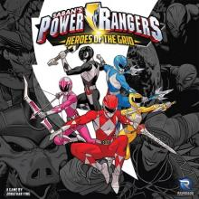 Power Rangers: Heroes of the Grid - obrázek