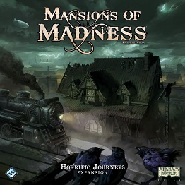 Mansions of Madness: Second Edition – Horrific Journeys - obrázek