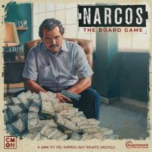 Narcos: The Board Game - obrázek