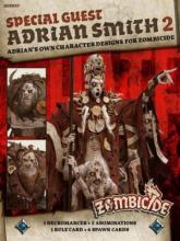 Zombicide: Green Horde Special Guest Box – Adrian Smith 2  - obrázek