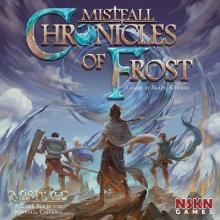 Chronicles of Frost + expanze + miniatury