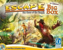 Escape: The Curse of the Temple – Big Box Second Edition - obrázek