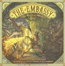 World of SMOG: Rise of Moloch – Embassy, The - obrázek