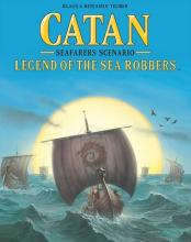 Catan: Seafarers Scenario – Legend of the Sea Robbers - obrázek