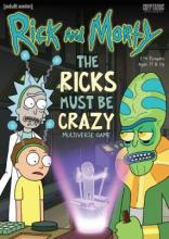 Rick and Morty: The Ricks Must Be Crazy Multiverse Game - obrázek