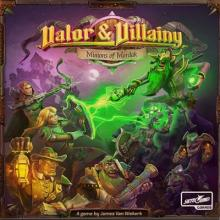 (KS) Valor & Villainy: Minions of Mordak (2020)