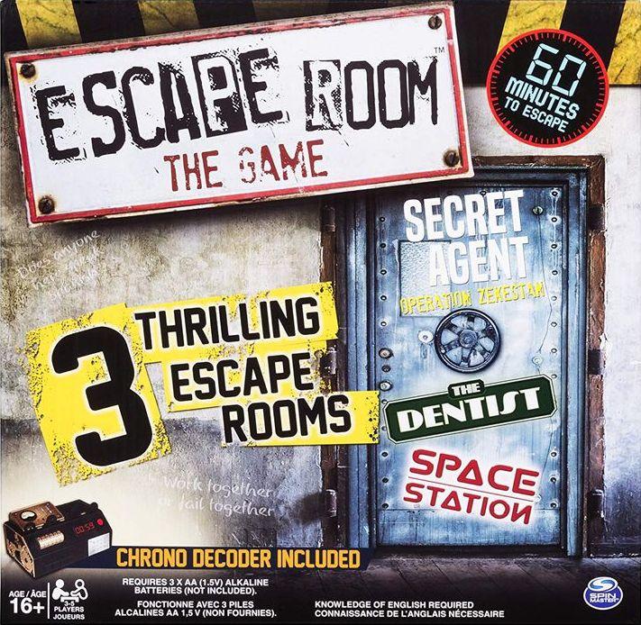 86687ba5e Escape Room: Úniková hra 2 - Zatrolené hry