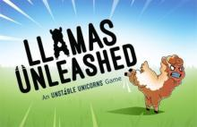 LLamas Unleashed Base Game (Kickstarter)