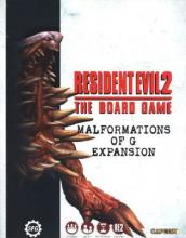 Resident Evil 2: The Board Game – Malformations of G  - obrázek