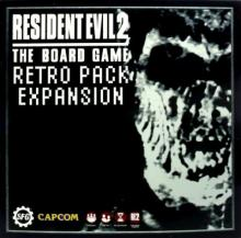 Resident Evil 2: The Board Game – The Retro Pack  - obrázek