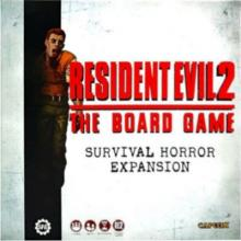 Resident Evil 2: The Board Game – Survival Horror Expansion - obrázek