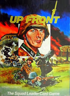 Up Front - Avalon Hill - stará klasika