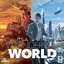 It's Wonderful World - Tlama CZ