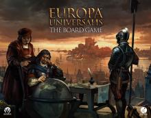 Europa Universalis: The Board Game - obrázek