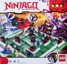 Raritní kooperačka Ninjago: The Board Game