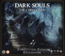 Dark Souls: The Card Game - Forgotten Paths Expansion - obrázek