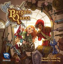 Bargain Quest + Chaotic Goods Expansion [ENG]