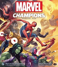Marvel champions playmat + karty