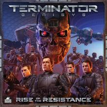 Terminator Genisys: Rise of the Resistance (BRNO)