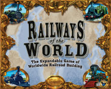 Railways of the World - Mini Expansions (4)