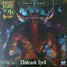 Time of Legends: Joan of Arc – Unleash Hell (KS)
